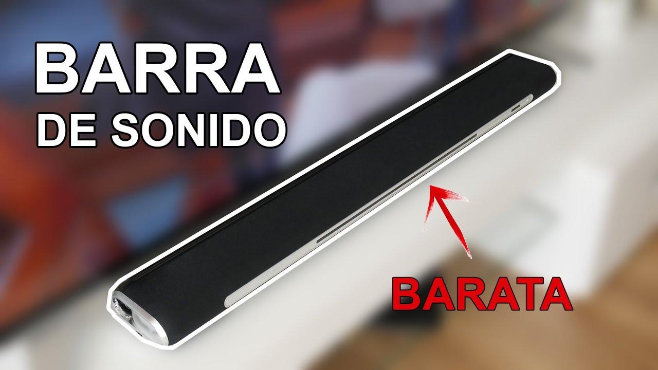 Barra DE Sonido INFINITON SB-K300 300W 2.1, Altavoz mas subwoofer, Bluetooth, Conexion Optica, USB, Cine en casa, Altavoz para TV