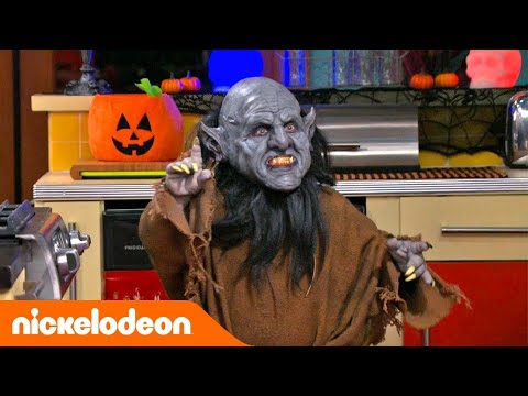 Los Thunderman | Caramelos de Halloween 🍬 | España | Nickelodeon en Español