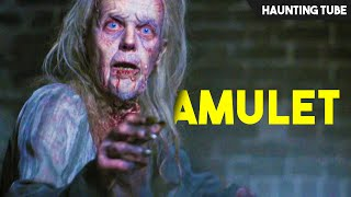 Download lagu Amulet (2020) Explained in Hindi | Haunting Tube