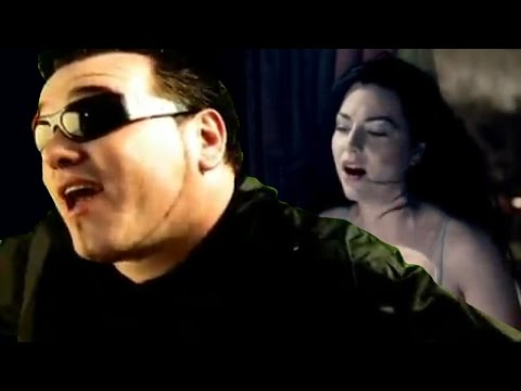 """Bring me to Life"" but it's performed by Smash Mouth but it's still to the tune of the original song"
