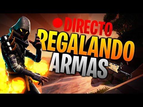 REGALANDO 20 ARMAS 130 Y MATERIALES Y 1 ARMA MOD CON JOSEZAPYT