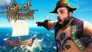 PRIMER CONTACTO: AH DEL BARCO!! | SEA OF THIEVES Gameplay Español