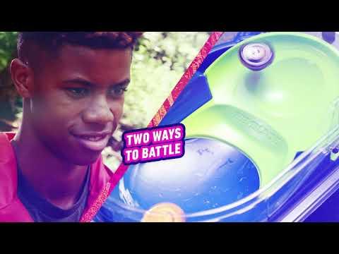 Beyblade Burst Rise Hypersphere Vortex Climb Battle Set