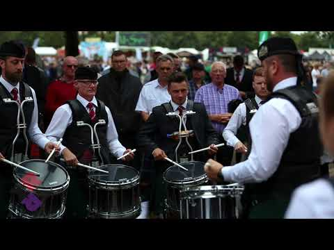 St. Laurence O'Toole Pipe Band - WPBC 2017