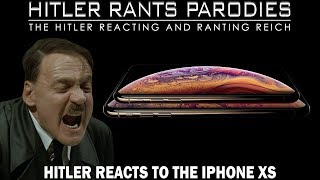 Hitler reacts to the iPhone Xs