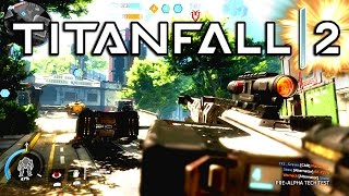TITANFALL 2 - SNIPER GAMEPLAY MULTIJOUEUR