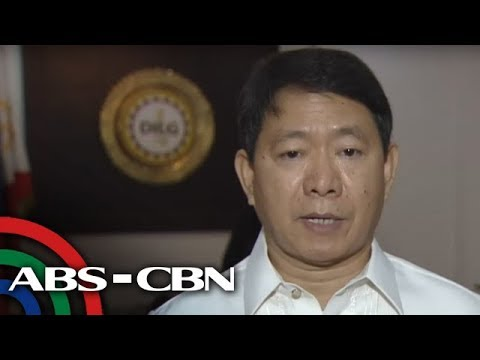 The World Tonight: DILG chief condemns killings of local officials