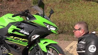 Kawasaki Ninja 400 teszt - Onroad.hu