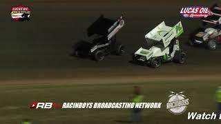 ASCS National Tour | Lucas Oil Speedway 9/20/18