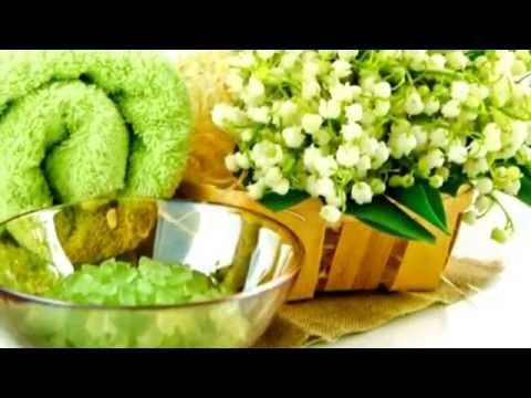 Картинки красивых цветов ландыш  Музыка \Pictures of beautiful flowers Lily of the valley Music