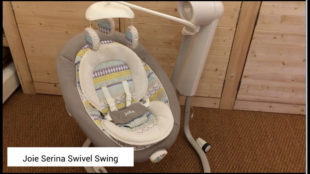 Joie Baby Swing Rocker Joie Serina Swivel Swing Review Buggypramreviews