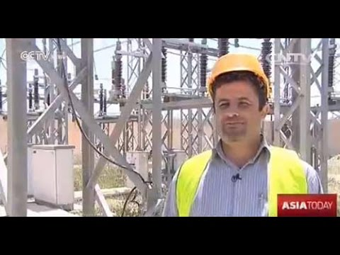 'Life in Syria': Syrian electricity workers struggle to keep power on
