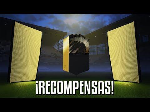¡YA NOS TOCABA! | RECOMPENSAS DE ELITE 3 FUT CHAMPIONS | FIFA 18