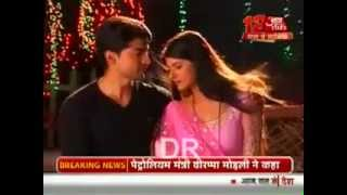 SBB - Romantic Moment Between Yash & Aarthi and Asad & Zoya - 17th January 2013