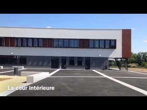 Nouveau collège Milcendeau à Challans