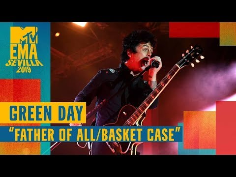 Download Green Day– Father Of All / Basket Case LIVE / MTV EMA 2019 Mp4 baru