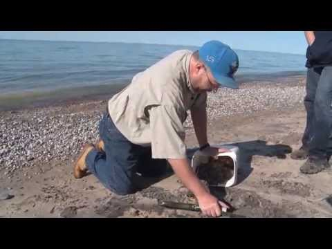 Discovering - Prospecting For Lake Superior Gold, Great Lakes Boat Building School