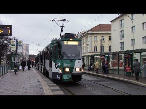 Potsdam Tramways Potsdamer Straßenbahnnetz