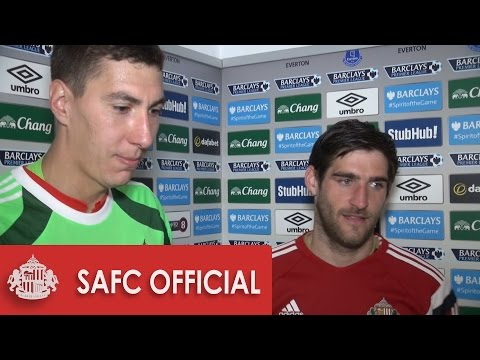 Pantilimon and Graham delighted after win