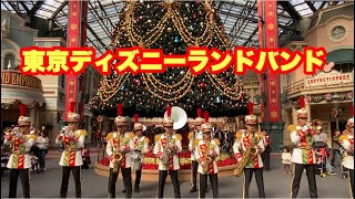 【TDL】東京ディズニーランドバンド、クリスマスVer.2019