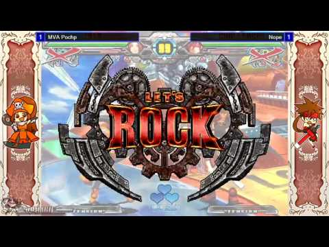 AnimEVO 2017 - Guilty Gear Accent Core +R Tournament - Top 8 & Finals (HD)