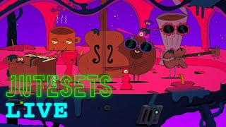JUTESETS - 2nd Album 'Space Forest' 24/7 Live Radio - Relaxing Jazz Music