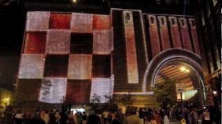 2011 DUMBO Arts Festival - Immersive Surfaces