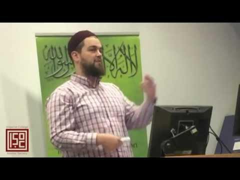 """Be Like Muhammad ﷺ - All Day, Every Day"" - Ustadh AbdelRahman Murphy"