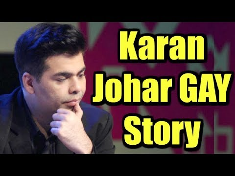 EMOTIONAL Karan Johar Shares His GAY Story
