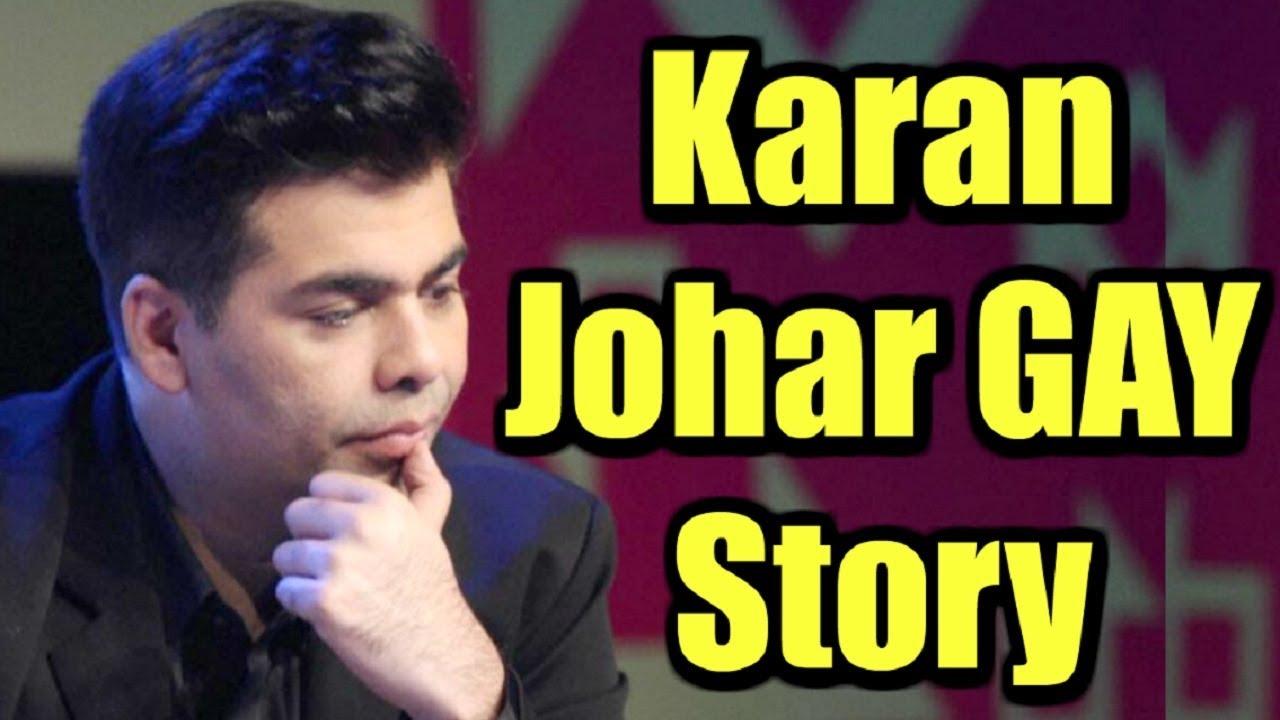 Download EMOTIONAL Karan Johar Shares His GAY Story