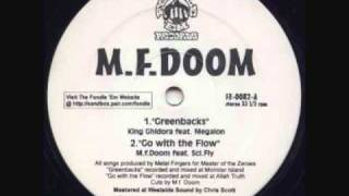 MF Doom-Go With the Flow REMIX Instrumental (with Hook)