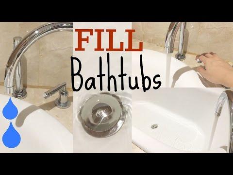 เปิดน้ำ อ่างน้ำวน อ่างอาบน้ำ อ่างจากุซซี่ Jacuzzi Bathtubs