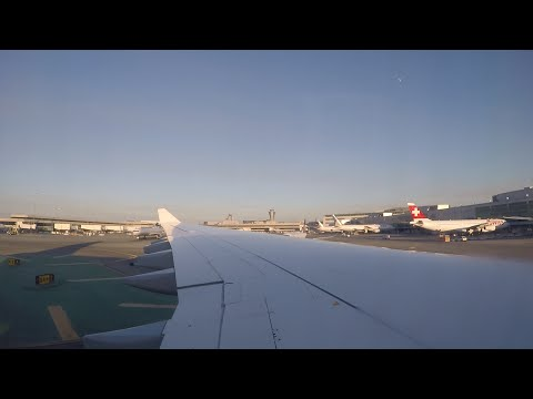 Lufthansa Flight LH458 | Landing | San Francisco (KSFO) | A346