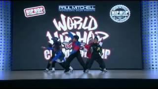 AWESOME JUNIOR (THAILAND)(HHI-WORLD-2018), JUNIOR (final)