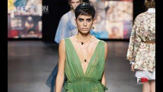 DIOR Spring 2021 Highlights Paris - Fashion Channel