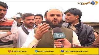 Gambar cover New market inaugurated for vendors in Battagram