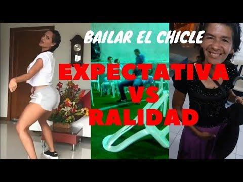 El chicle - Koffe el Kafetero (como bailarlo - expectativa vs realidad)