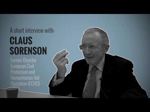Next Generation Humanitarian Response   An Interview with Claus Sorensen