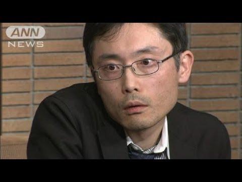 「石原知事に逆襲」芥川賞の田中氏ノーカット会見(12/01/18)