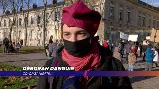 Yvelines | À Versailles, ils manifestent pour le droit à l'instruction à domicile