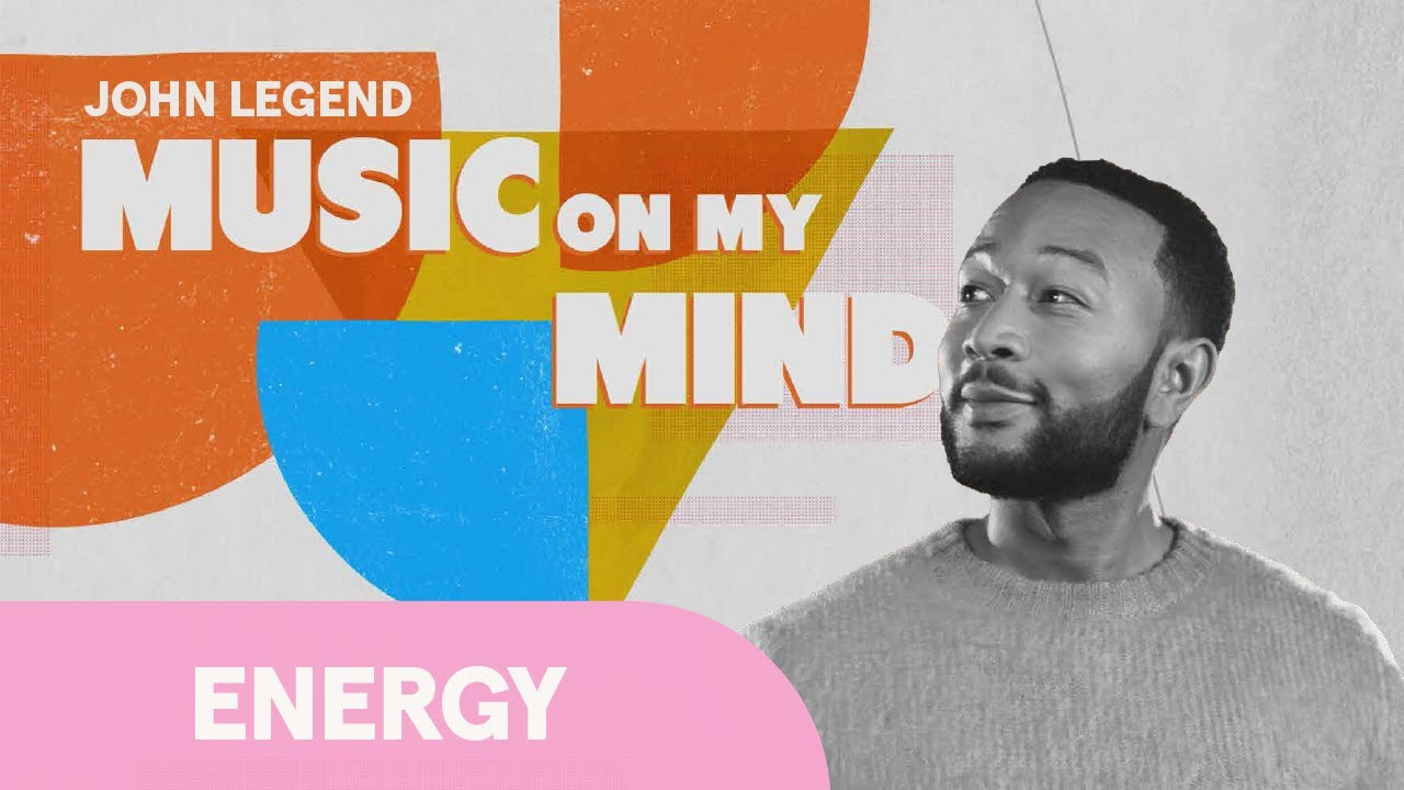 Boost Energy or Go to Bed | Music on My Mind with John Legend & Headspace