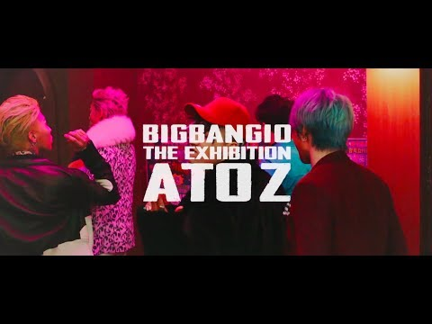 BIGBANG 10 THE EXHIBITION : A TO Z IN TAIPEI