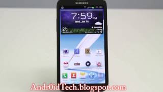 How to Backup Samsung Galaxy Note 2