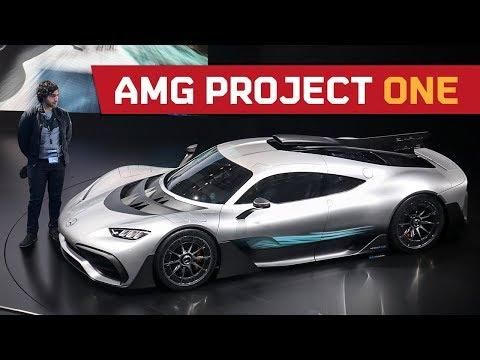 AMG Project ONE – Mr.AMG on Design, Interior & SOUND!