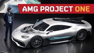 AMG Project ONE - Mr.AMG on Design, Interior & SOUND!