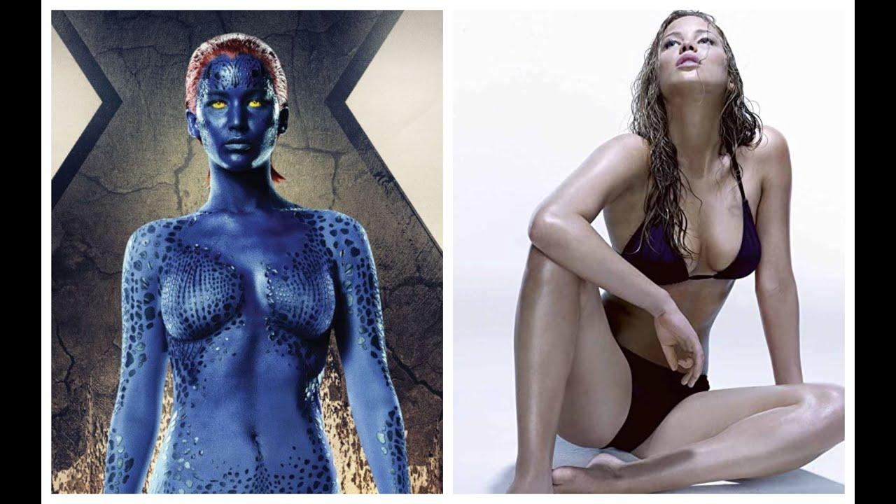 Download X-Men: Days of Future Past (2014) Cast - Then & Now 2020