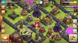 How to wake your girl up, the Clash of Clans way