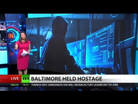 Hackers Hold Baltimore Hostage, Demand Bitcoin Ransom