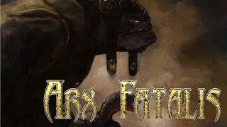Стрим Arx Fatalis - Часть 1