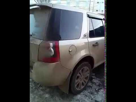 АВТоДОП Нижний Новгород Дефлекторы окон (ветровики) Land Rover Freelander 2 продажа, установка